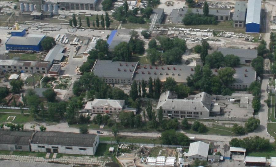 фабрика в г.Павлоград